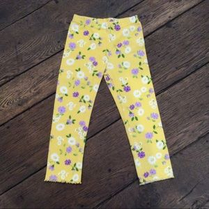 Gymboree Daffodil Garden Size 3T Pants NWOT
